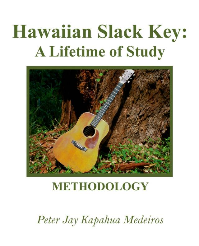 Taropatch.net - Textbook and Guide to Slack Key by Peter Medeiros